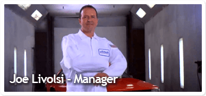 Meet the Manager: Joe Livolsi